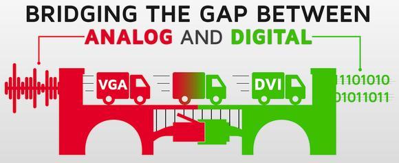Uniting the worlds of digital and analog KVM
