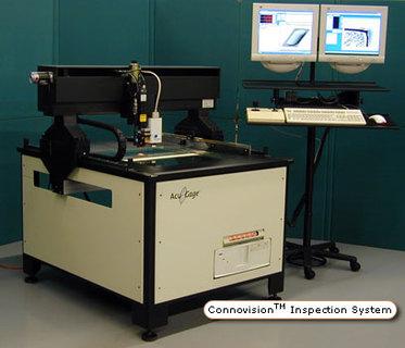 AcuGage Conovision 3D -laser-Messstation