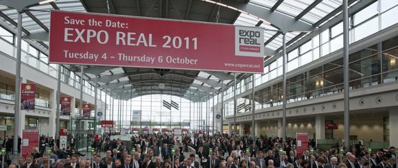 EXPO REAL 2011 spiegelt verhaltenen Optimismus der Branche wider