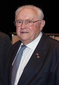 Ehrenpräsident Harro Leverkus verstorben