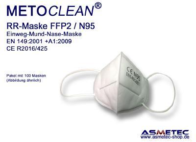 METOCLEAN FFP2 Masken