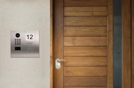 DoorBird D2101IKH - Die IP-Video-Türsprechanlage mit dem Info-Modul