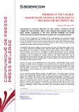 """[PDF] Press Release: Premiere at the E-world: Sagemcom Dr. Neuhaus introduces its new basic meter """"SMARTY BZ"""""""