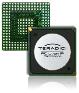 Teradici Chip pc-over-ip