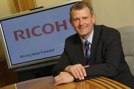 Graham Moore, Ricoh Europe