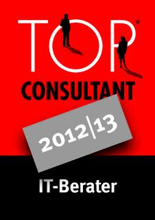 "PRAXIS Software AG ist ein ""Top Consultant"""
