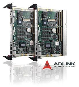 ADLINK Technology bringt universelles 6 HE CompactPCI® Prozessor Blade mit Intel® Core(TM) i7 und QM57 Chipset auf den Markt - optional erweiterter Temperaturbereich verfügbar