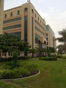 Firmensitz in Dubai, Bildquelle: Solarpraxis MENA