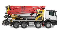 The new PUMIs with stepless support and other innovations at bauma 2016