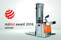 STILL erhält Red Dot Award: Product Design 2016