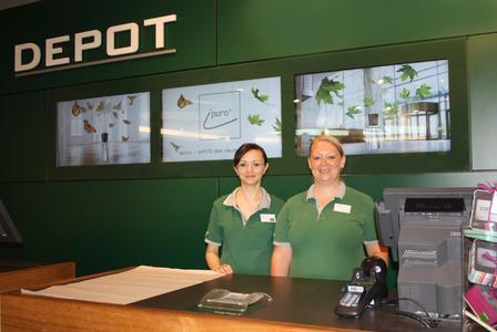 Das depot setzt auf prestigeenterprise online software for Depot weinheim