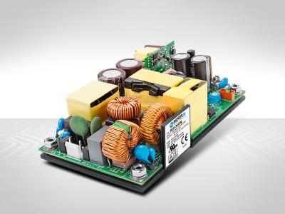 Energy-saving medical power supply with high power density