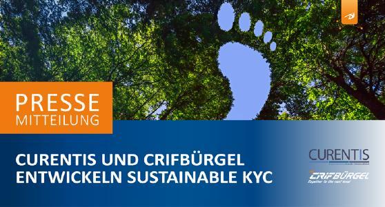CURENTIS und CRIFBÜRGEL entwickeln Sustainable KYC