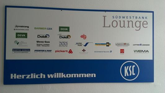 Pickert & Partner unterstützt den KSC