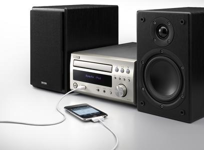 D-M38 mit iPod