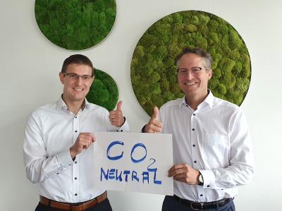 Tobias Schüßler und Joachim Goldbeck