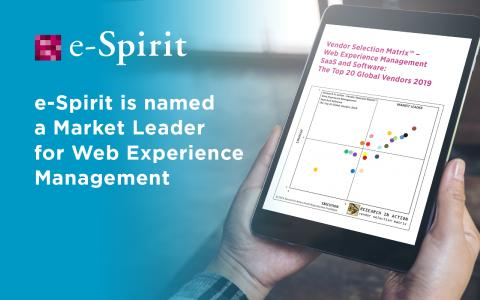 Research in Action Web Experience Management SaaS and Software Report 2019