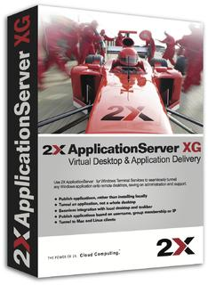 2X ApplicationServer XG ab sofort in Version 11 erhältlich