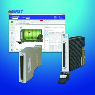 Pickering Interfaces stellt eine verbesserte Version der High-Density PXI Reed Relais Matrix vor