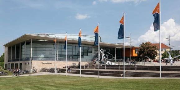 Campus der TU Ilmenau