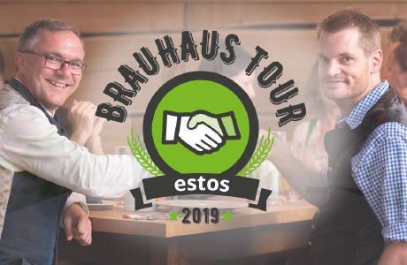 estos auf Brauhaustour 2019