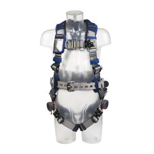 The DBI-SALA ExoFit STRATA Vest Style Harness from 3M has been developed with input from specialists and at-height workers