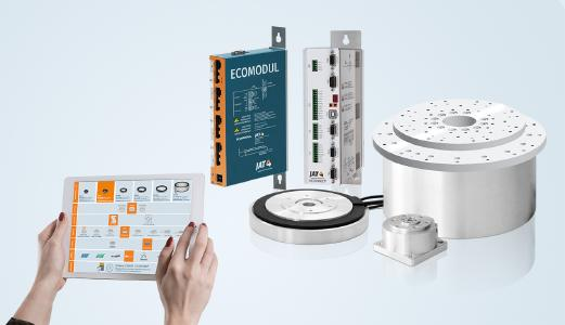Modularity and wide variety for customer - and industry-specific drive solutions
