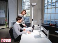 Novus Attenzia Stehleuchte - Space Active HCL LED