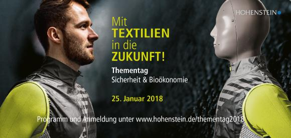 Thementag 2018 / Hohenstein Group