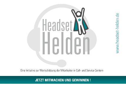 HeadsetHelden Aufruf