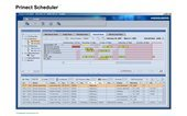 Heidelberg Uses the New Prinect Scheduler to Integrate the Electronic Planning Board into the Production Workflow