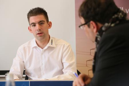Stefan Albert, Teamleader Regional Marketing Central & Eastern Europe, NI