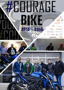 #COURAGE BIKE - powered by Suzuki