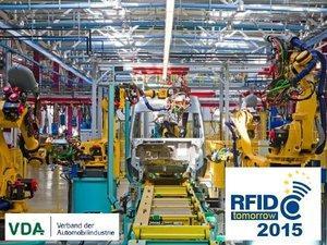 Internationale RFID-Standardisierung in der Automobilbranche ist Fokusthema auf der RFID tomorrow 2015