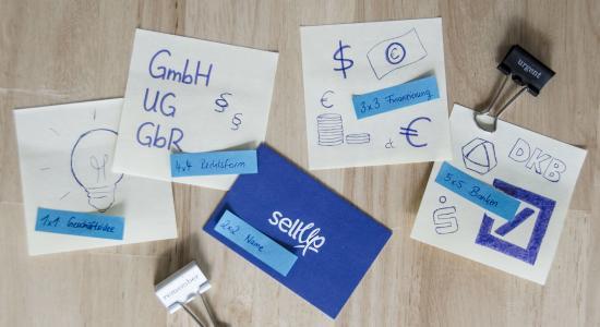 Startup Punkte 1-5