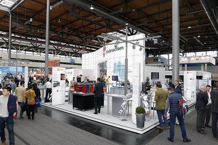 Nds. Gemeinschaftsstand, HANNOVER MESSE 2015, (C) innos-Sperlich GmbH