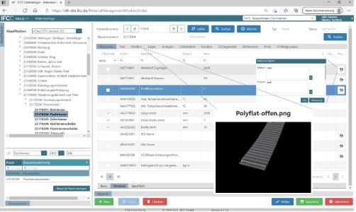 IFCC.DataManager - Ein PIM-Anwendung für Praktiker