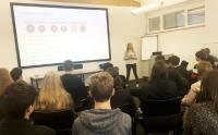 SCALTEL AG Vortrag Tamara Endras Personalreferentin