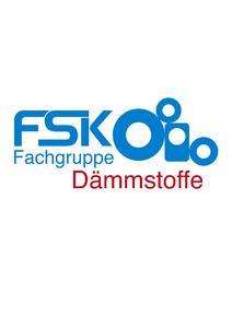 Das neue Logo der Fachgruppe Dämmstoffe im FSK -Fachverband Schaumkunststoffe und Polyurethane e.V.