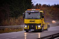 Der Renault Trucks T High im Pannenhilfeeinsatz