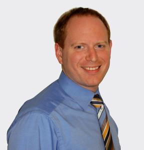 Vertriebsleiter Matthias Ganz