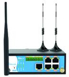 Industrieller EDGE Router