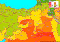 Insurance industry: Political risk data is now also available for CRESTA zones