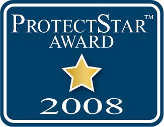 Savernova Network ID mit dem ProtectStar Award 2008 ausgezeichnet