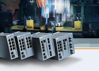 Ethernet Switches ermöglichen flexible Kommunikation