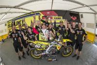Seewer & Suzuki 2nd Overall at Czech MX2 / credit www.suzuki-racing.com