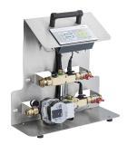 Das neue desaliQ Inline-Regelmodul ist ein kompaktes und intelligentes Werkzeug zur Heizwasseraufbereitung von Grünbeck, Bilder: Grünbeck Wasseraufbereitung GmbH