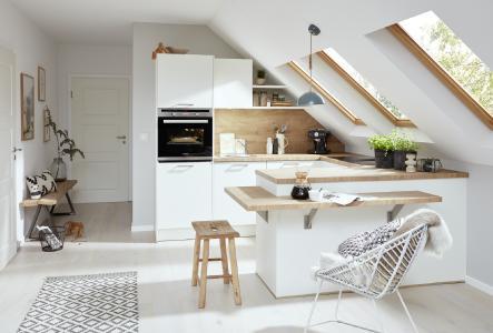 Küche&Co Platzwunder Küche