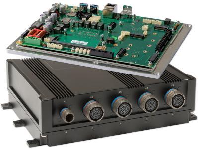 Lüfterlose Embedded Computer mit Intel 9. Generation CPU
