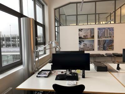 UVC Luftreiniger youvee im Büro